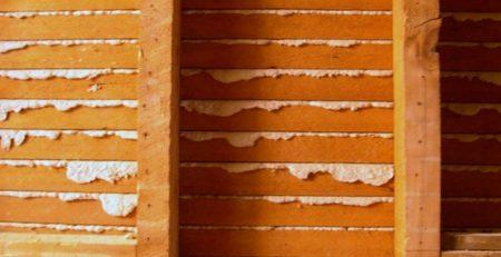 ورقه و گچ در گچکاری ساختمان