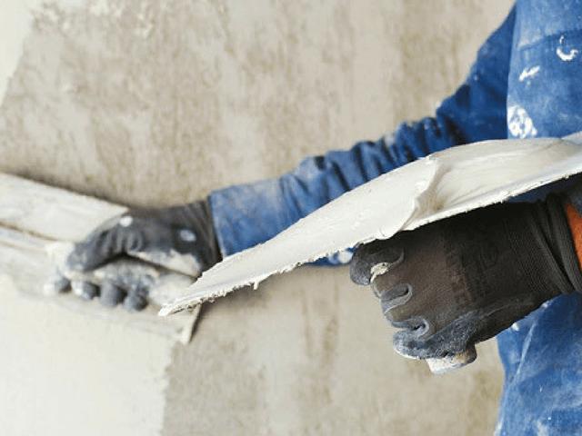 آموزش تعمیر گچکاری دیوار